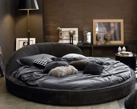 Jazz Night Bed, Gamma Arredamenti Italy