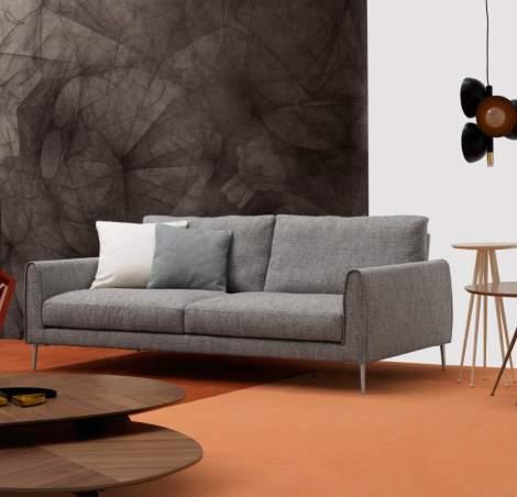 Vega Modern Sofa, Alberta Italy