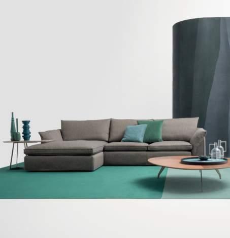 Pitagora Modern Sofa, Alberta Italy