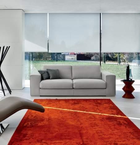 Manhattan Modern Sofa, Alberta Italy