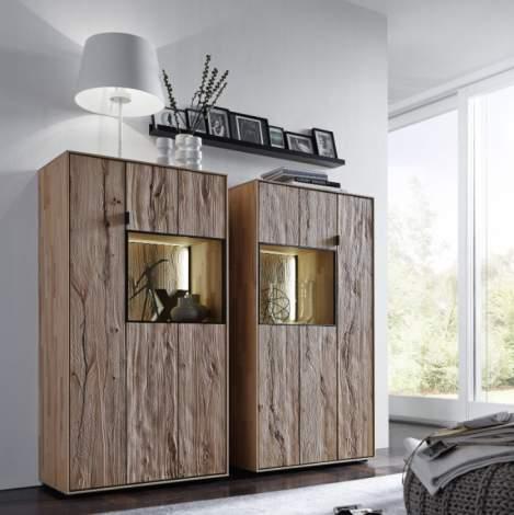 Talis Display Cabinet 7081/7082, Planum Furniture Italy