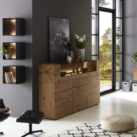 Vara Highboard 6171, Planum Furniture Italy