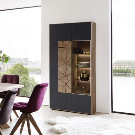 Caya Display Cabinet 0092/0093, Planum Furniture Italy
