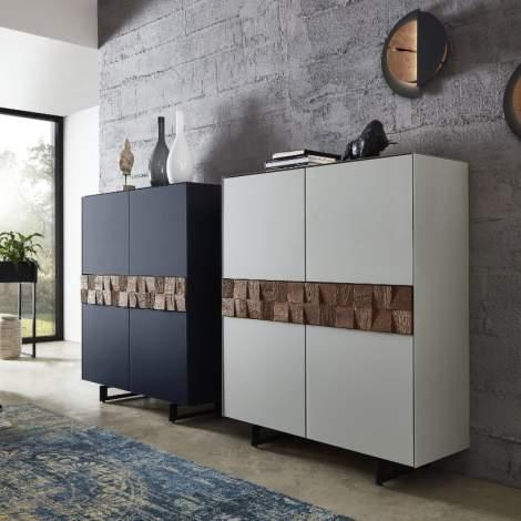 Liv Highboard 6112B/6112G, Planum Furniture Italy