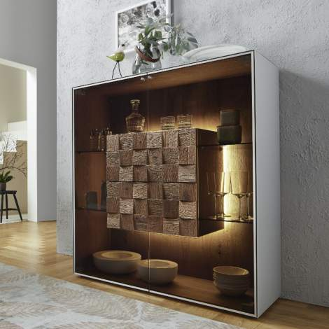 Liv Highboard 6111G, Planum Furniture Italy