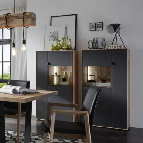 Talis Display Cabinet 7085/7086, Planum Furniture Italy