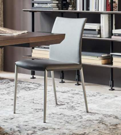 Norma ML Couture Dining Chair, Cattelan Italia