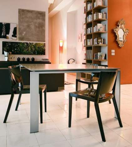 Lizz Chair (2 pieces), Kartell Italy