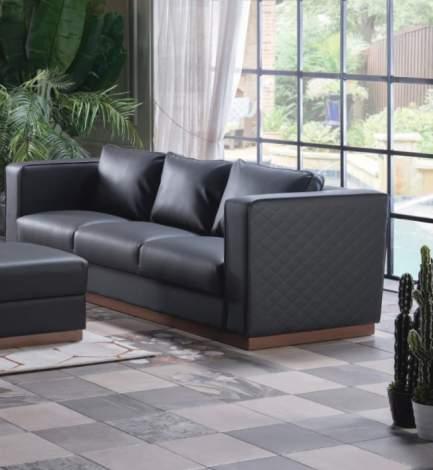 Napa Santa Glory Dark Gray Sleeper Sofa