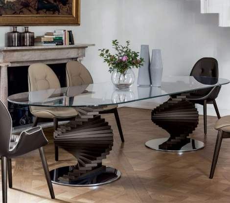 Big Firenze Dining Table, Tonin Casa