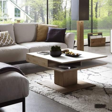 Caya Coffee Table 0446/0447, Planum Furniture Italy