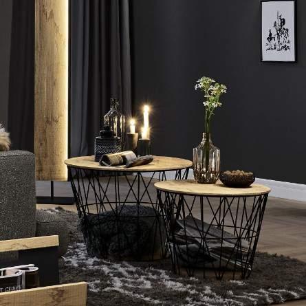 Naturstucke Big Coffee Table, Planum Furniture Italy