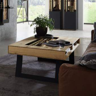 Runa Coffee Table, Planum Furniture Italy