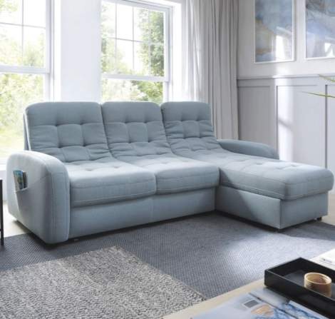 Bloom Sectional w/Bed and Storage, ESF
