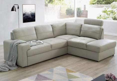 Ella Sectional Right w/Bed & Storage, ESF