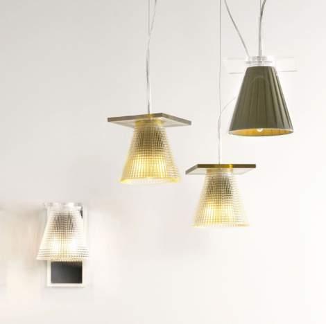 Light-Air Suspension Lamp, Kartell Italy