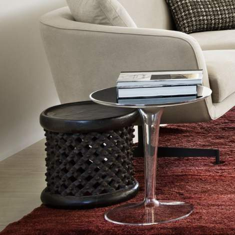 Tiptop End Table, Kartell Italy