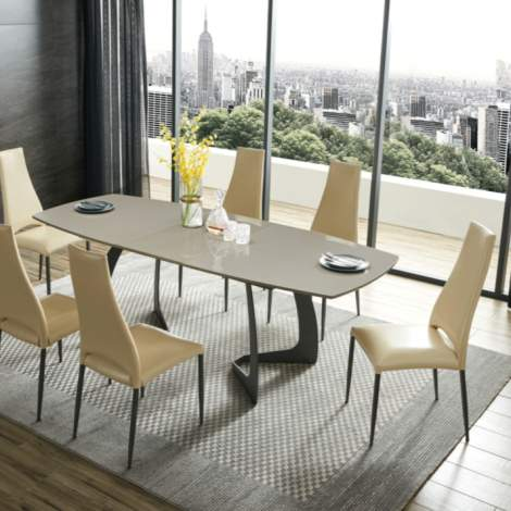 2449 Dining Table, ESF