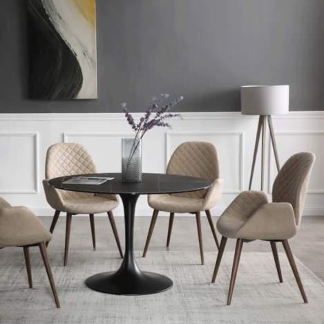 9088 Ceramic Dining Table, ESF