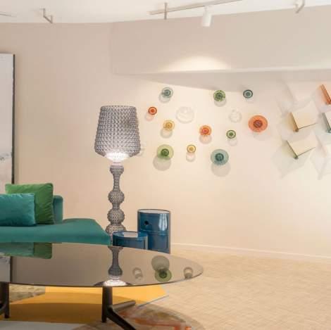 Jellies Coat Hanger (2 pieces), Kartell Italy