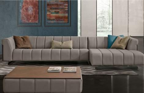 Nautilus Sectional Sofa, Gamma Arredamenti Italy