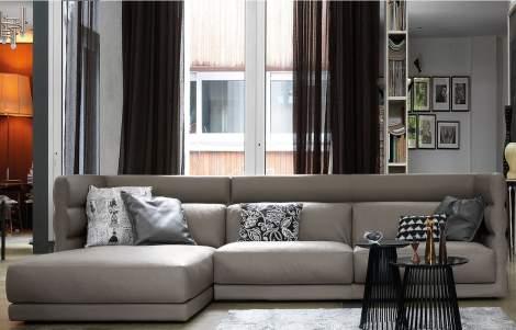 Wafer Sectional Sofa, Gamma Arredamenti Italy