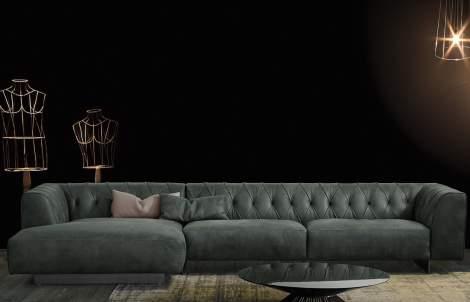 Marlon Sectional Sofa, Gamma Arredamenti Italy