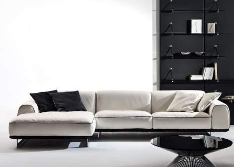 Brandy Sectional Sofa, Gamma Arredamenti Italy