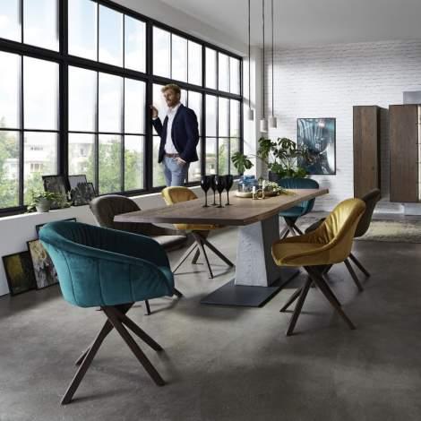 Brik Anni Arm Chair, Planum Furniture Italy