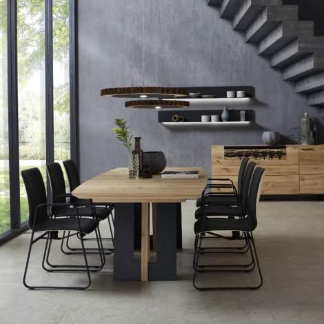 Runa Elsa Arm Chair, Planum Furniture Italy