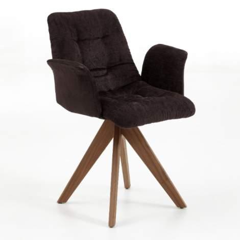 Caya Janne Arm Chair, Planum Furniture Italy