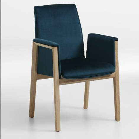 Brik Nuri Arm Chair, Planum Furniture Italy