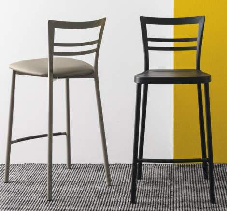 CB/1513 Go! Counter Stool, Connubia by Calligaris Italy
