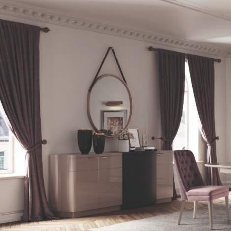 Curve Medium Sideboard, Planum Furniture Italy