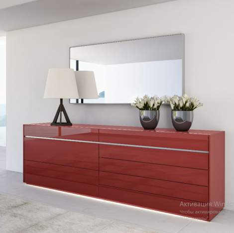 Mediale Sideboard 40H, Planum Furniture Italy
