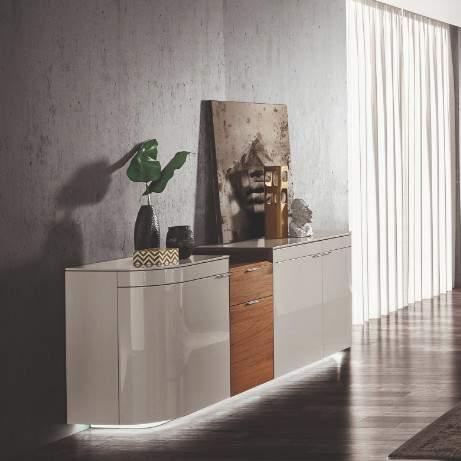 Miola Sideboard, Planum Furniture Italy
