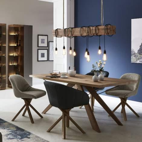 Vara Dining Table 0538, Planum Furniture Italy