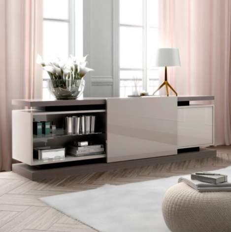Sliding Large Sideboard, Planum Furniture Italy