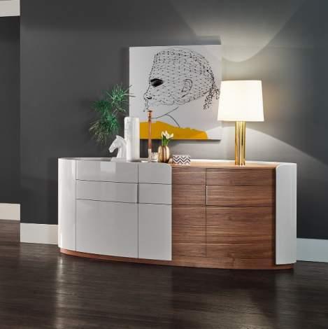 Imperador Plus Small Sideboard, Planum Furniture Italy