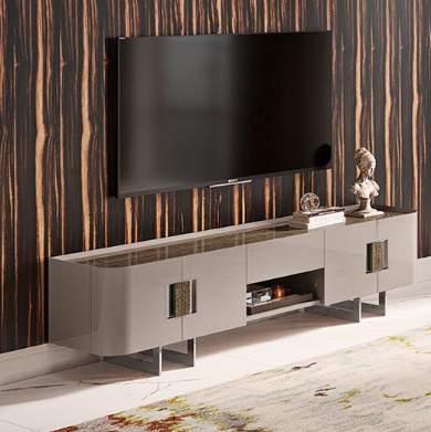 Majestic Media Cabinet, Planum Furniture Italy