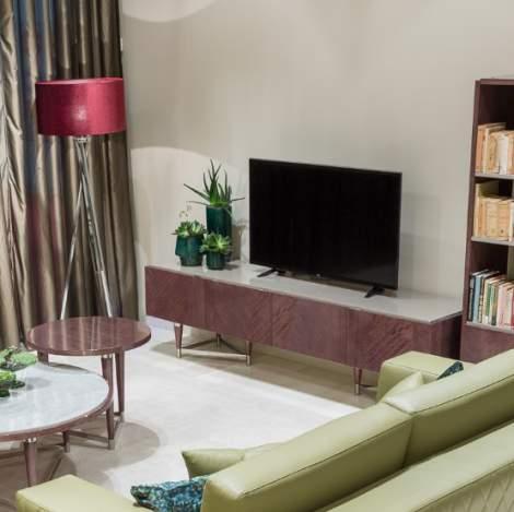 Madison Large Media Cabinet, Planum Furniture Italy