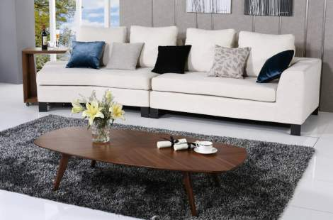 Anthrop Ct Coffee Table, Beverly Hills