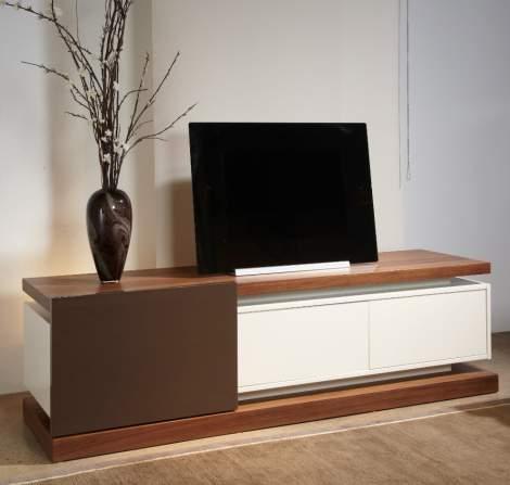 Sliding Media Cabinet, Planum Furniture Italy