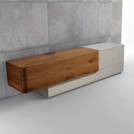 Diabolo Media Cabinet, Planum Furniture Italy