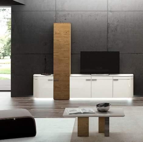 Miola D Media Cabinet, Planum Furniture Italy