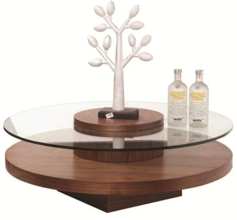 Revere Circle Coffee Table, Beverly Hills