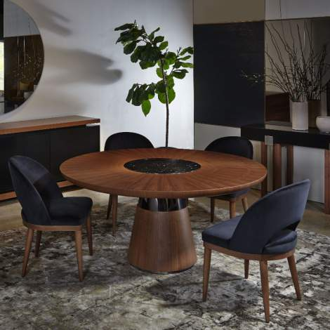 Sunset Round Dining Table, Planum Furniture Italy