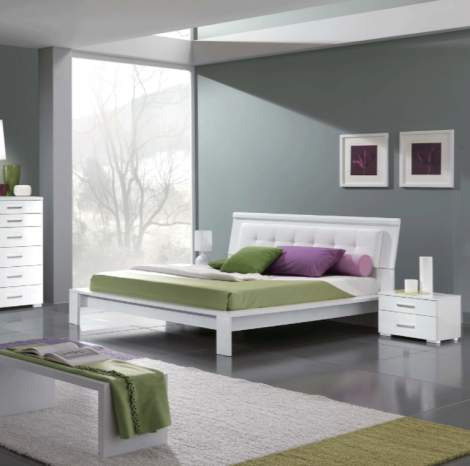 Geko Bed with Momo Cases, ESF