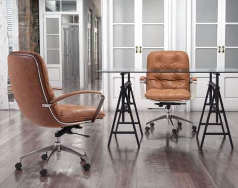 Avenue Office Chair, Zuo Modern