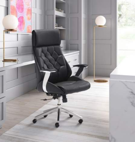 Boutique Office Chair, Zuo Modern